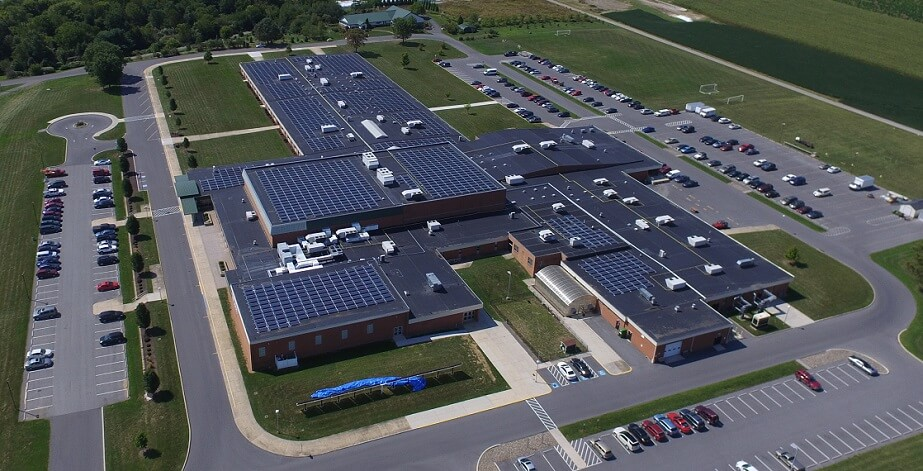 Tuscarora School District and RER Energy Announce Operation of Two Solar Installations