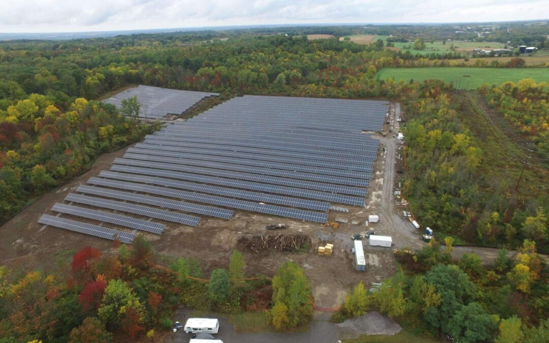 Lakeville Village Ready To Flip The Switch On Solar