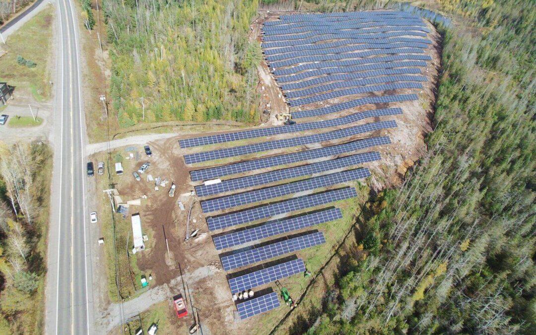 Saranac Lake Community Solar