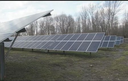 RER Highlights How the 351.54 kW Solar Array Will Benefit Clifton Springs, NY to WHEC TV