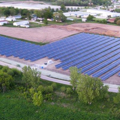 Community Solar - CFU-2-IA
