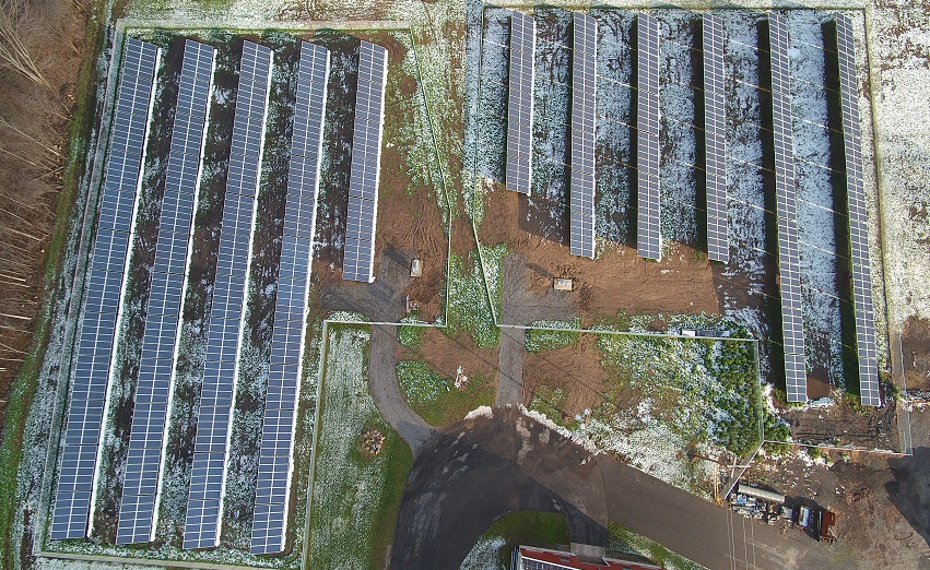 RER Energy Group Unveils Clifton Springs Solar Installation