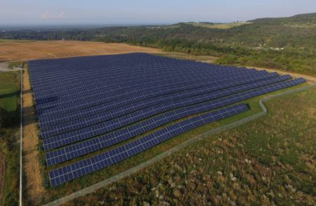 RER Featured in Solar Power World's Coverage of Madison County's 2.4 MW Array Ribbon Cutting