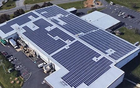 After Just One Year, Horizon Goodwill Solar Array Already Exceeds Production Estimates