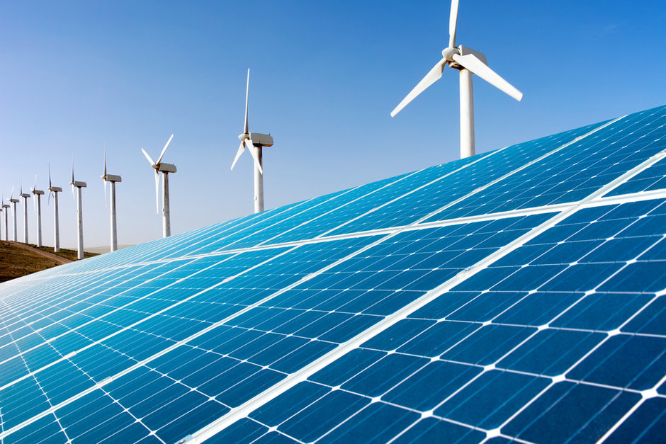 Solar, Wind Make up at Least 94% of New US Generation Power in Q1 2018