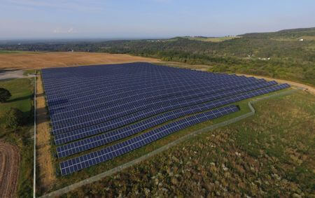 Madison County, New York Commission's New Solar Array That Will Save More Than $3 Million Dollars Over Life of Agreement – With No Cost to Taxpayers.