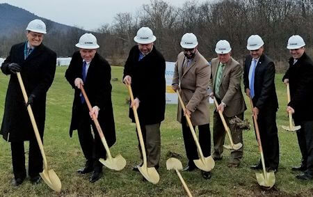 Ground Broken For Solar Project Millions Projected In Jail Cost Savings
