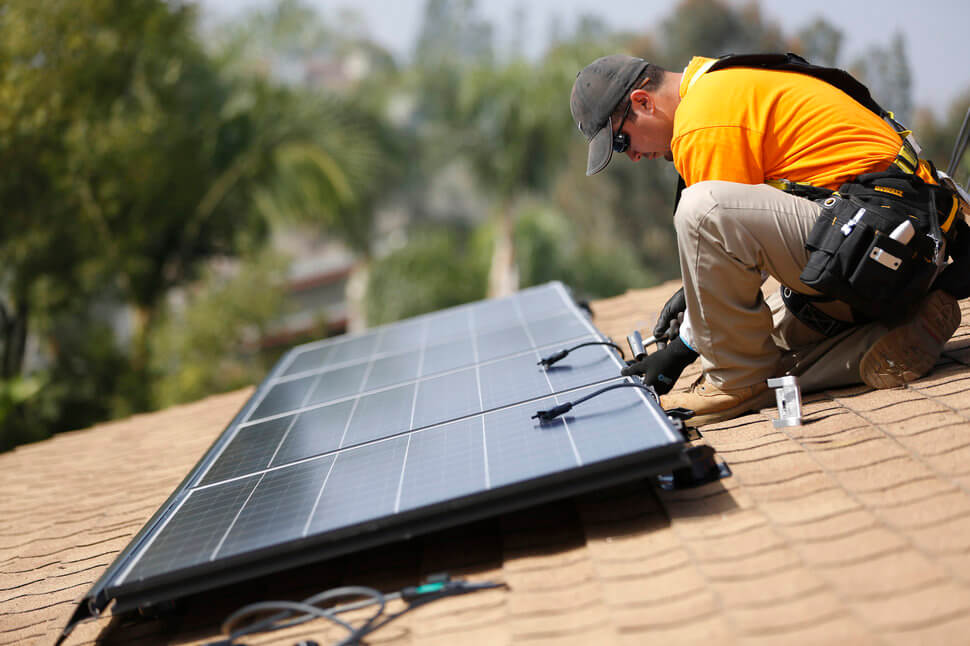 Solar Panel Installer is the Fastest Growing Job in Eight Different States