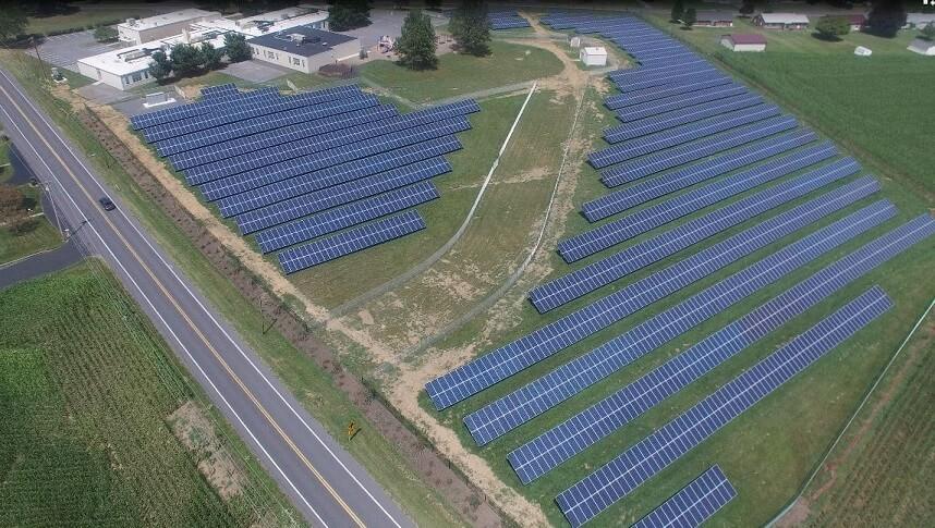 Tuscarora-Central -School-Elementary-School-Solar