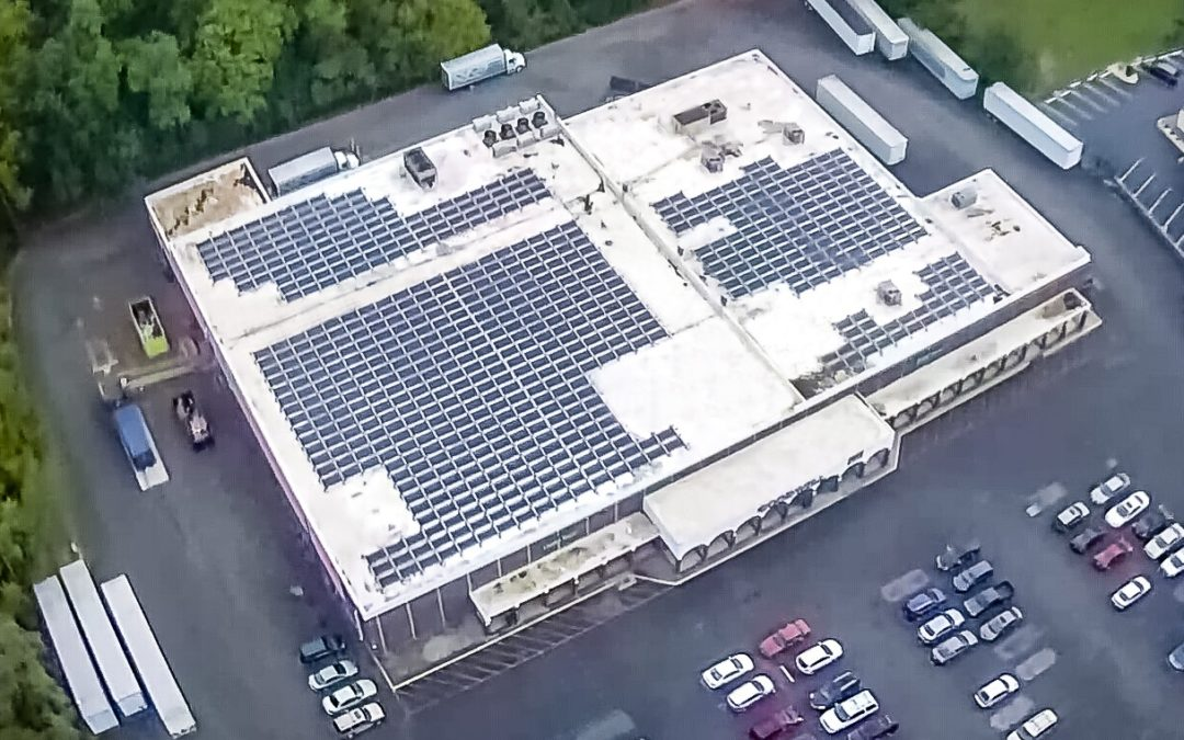 Goodwill Industries of the Valleys Announces Ribbon Cutting for 236 kW Rooftop Solar Array